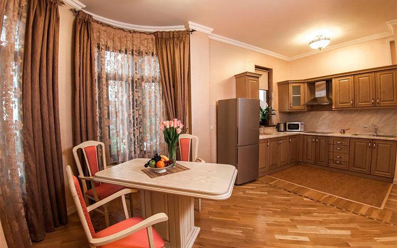 Апартаменты с 1 спальней — Золотой Колос Сочи 4*